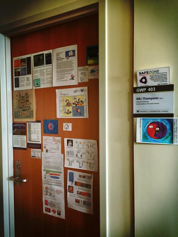 my office door